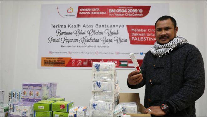 Bantuan Palestina